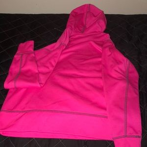 bcg Other - Neon pink hoodie